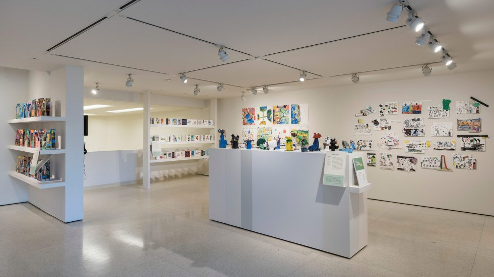 New Installation View Of A Year With Children 2016 Solomon R Guggenheim Museum
