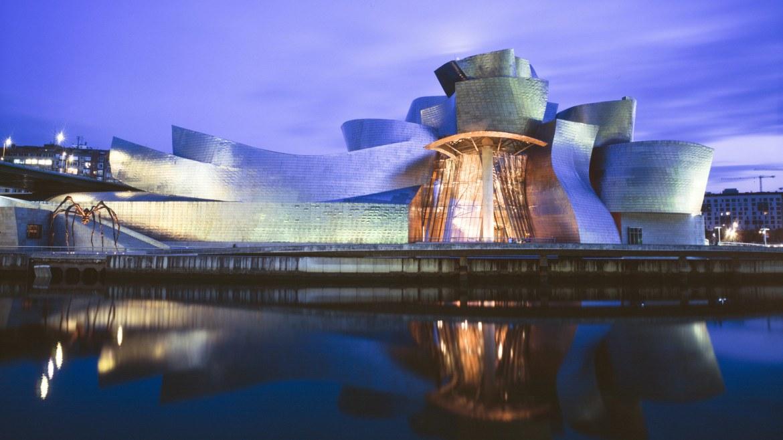Image result for Guggenheim Museum, Bilbao