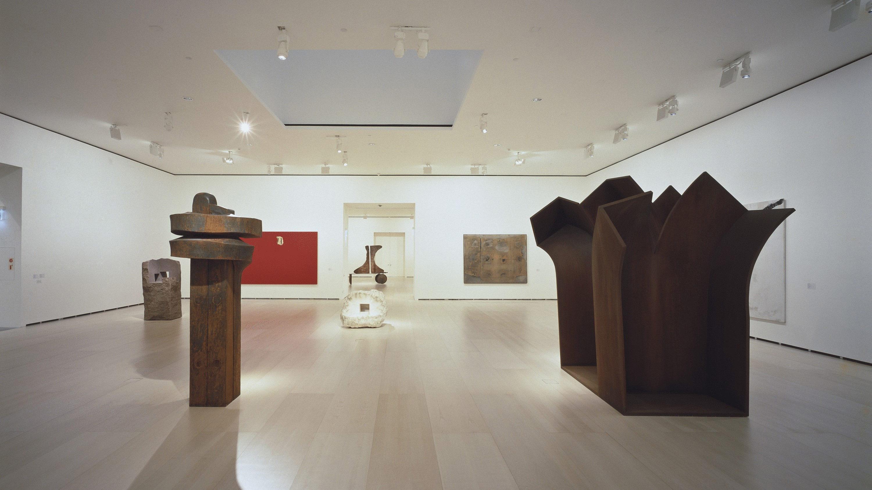 ... Interior Of The Guggenheim Museum Bilbao.