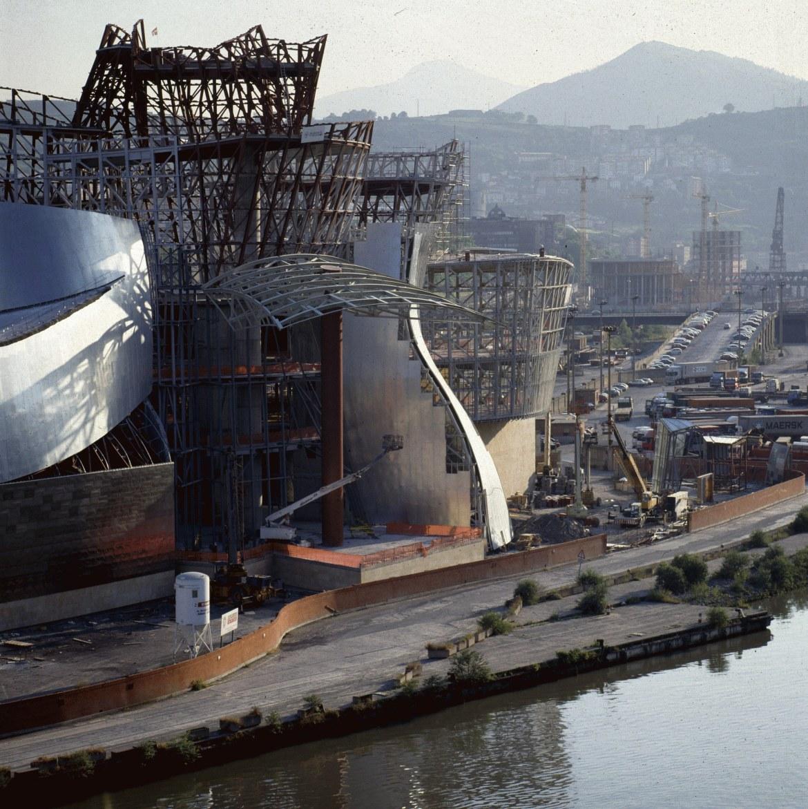 100 Guggenheim Museum Bilbao Floor Plan Solomon R