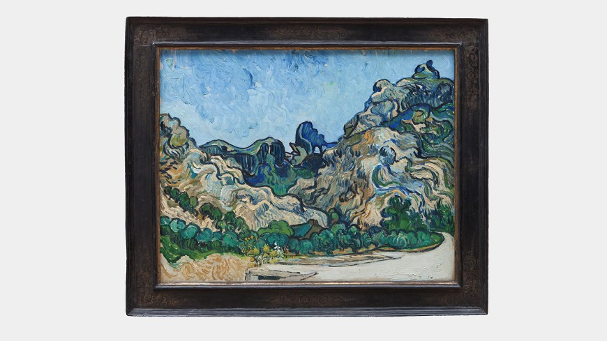 The Right Frame For Van Gogh