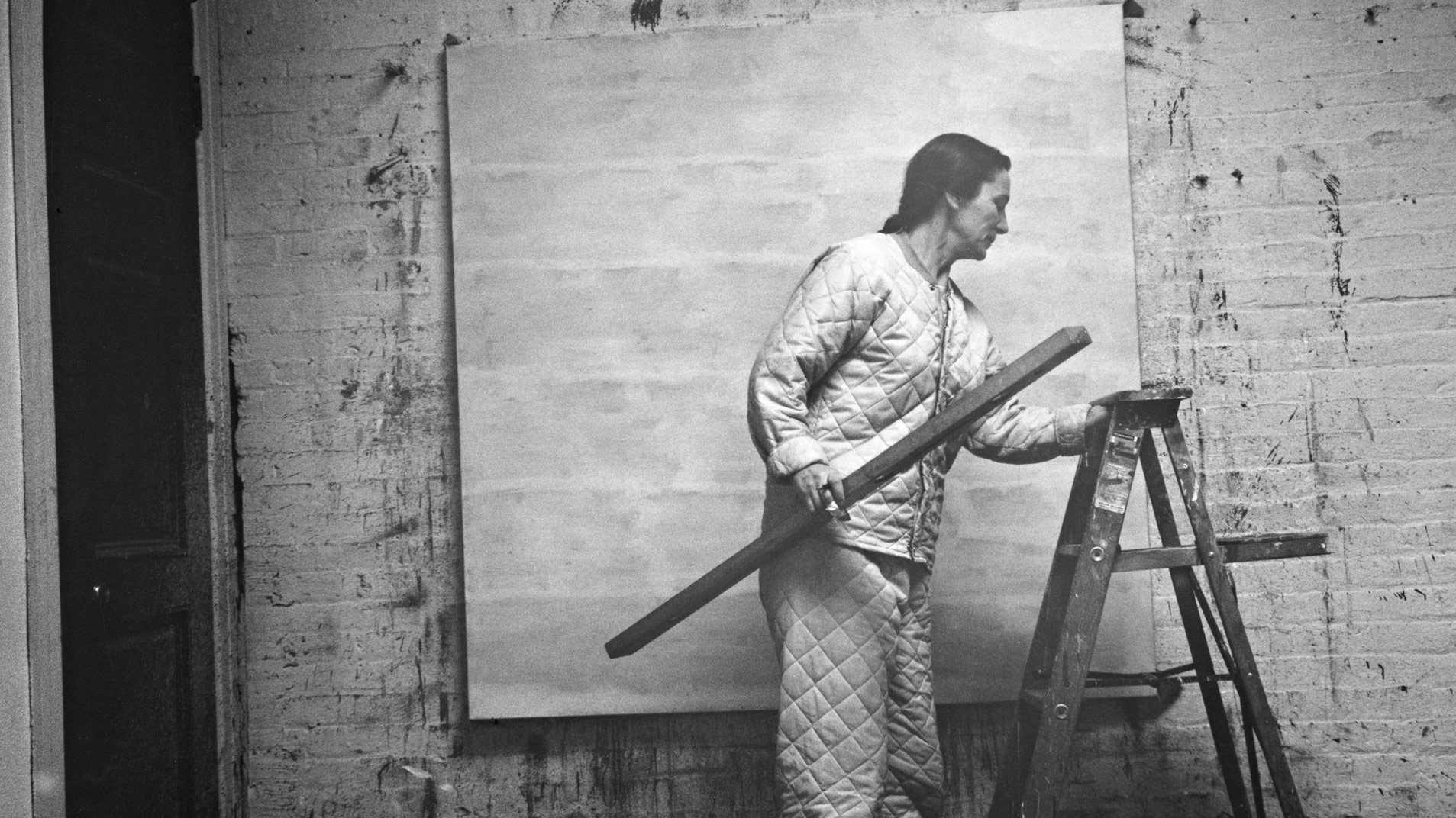 Agnes Martin at Work: https://i0.wp.com/www.guggenheim.org/wp-content/uploads/2016/10/gen-video-agnes-martin-video-still.jpg
