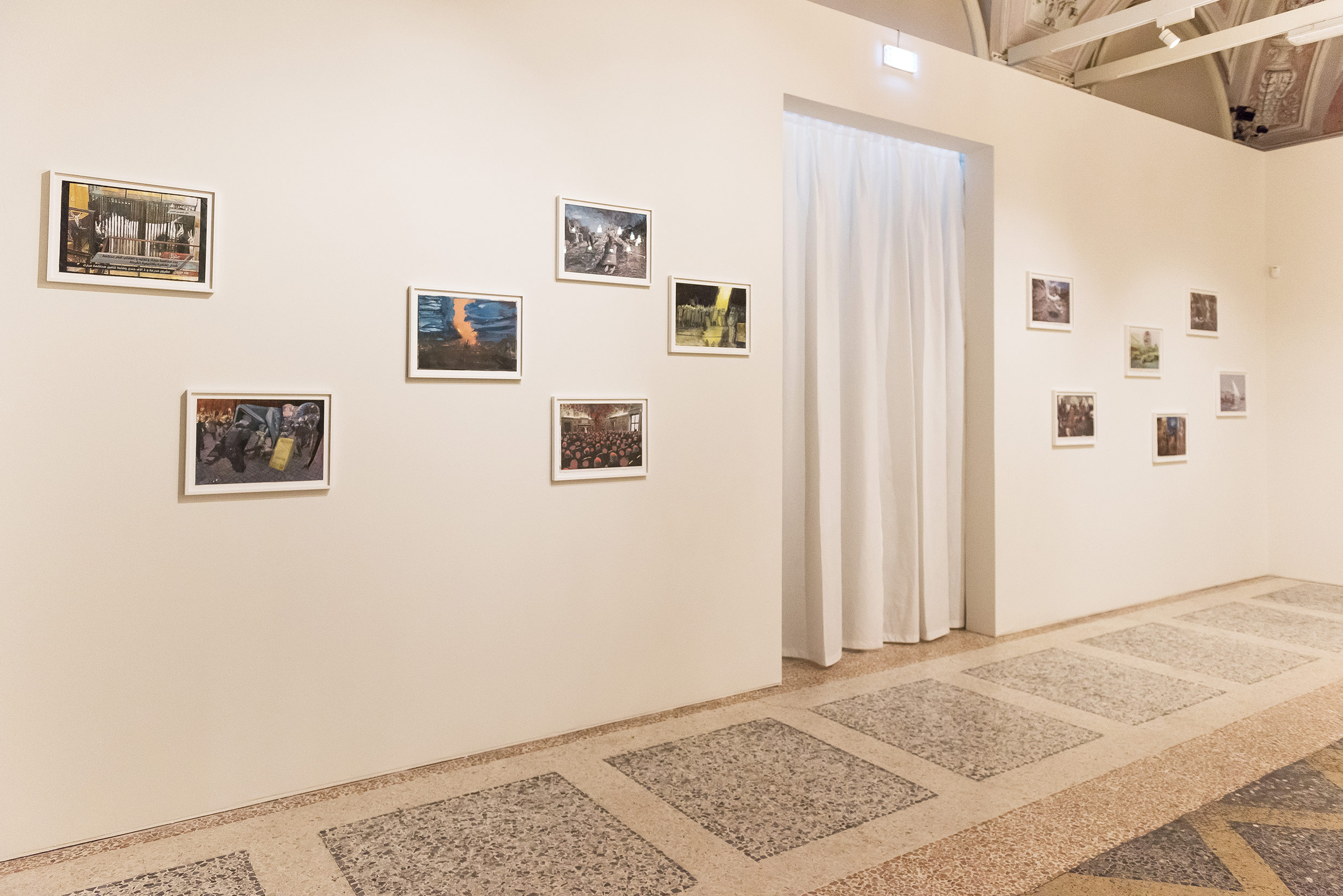 Art In Paradise D Exhibition Hall : But a storm is blowing from paradise contemporary art of the