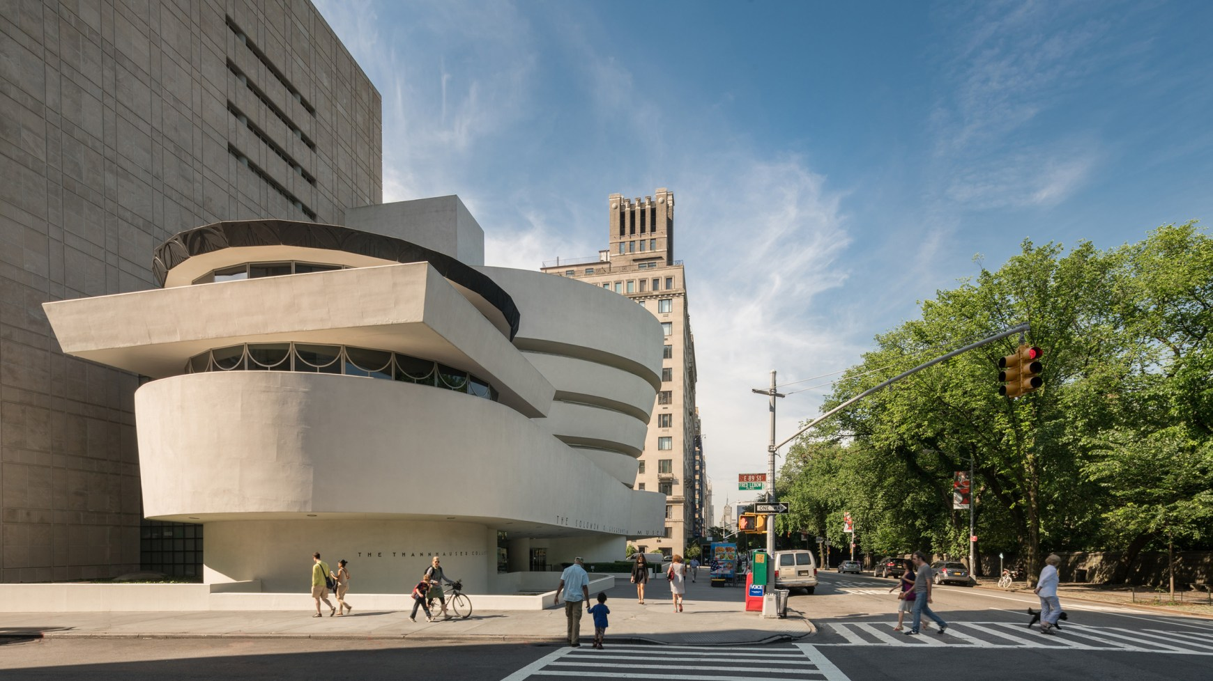 Guggenheim Museum Announces Free Admission For Students Faculty