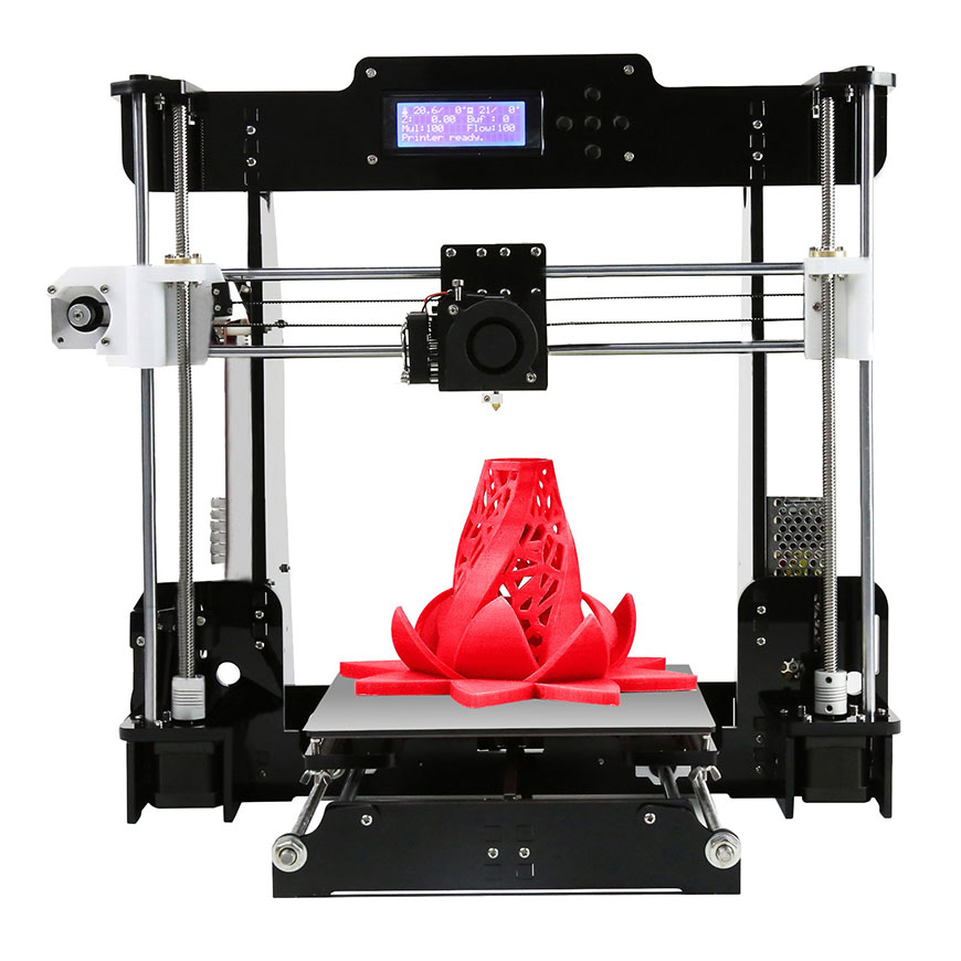 ANET A8 3D PRINTER UPGRADED VERSION DIY PRINTER