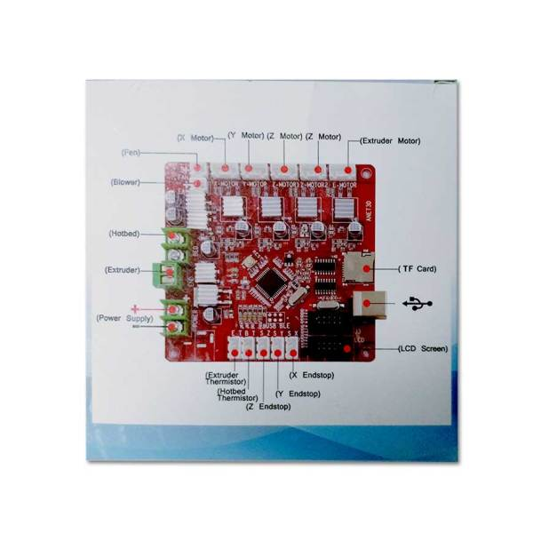 Anet A8 3d printer Main Board