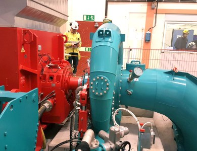 Sweden – Refurbishment of HPP Duved completed