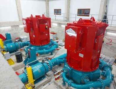 13,2 MW HPP Güce in der Türkei erfolgreich in Betrieb genommen