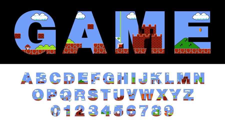 Imagem de jogo.
