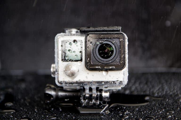 GoPro waterproof