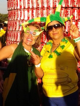 Fifa Fan Fest - Brasil x Chile - Foto 011
