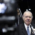 Sarney não quer disputar reeleição ao Senado, diz PMDB do Amapá