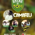 Arena Do Bom – Brasil vs Chile