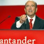 Morre Emilio Botín presidente do Banco Santander