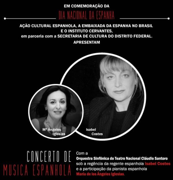 Musica Espanhola - Guia BSB.net