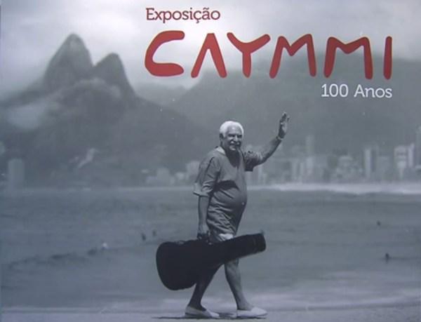 Exposição comemorativa aos cem anos de Dorival Caymmi
