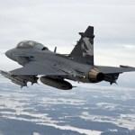 Brasil gasta R$ 13,4 b na compra de 36 aviões caças Gripen
