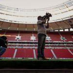 Visitação guiada ao Estádio Nacional Mané Garrincha