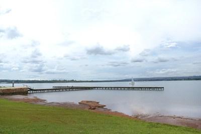 Lago paranoá, Quiosque do Calçadão