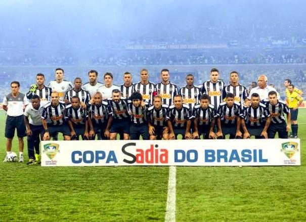 Atlético-MG campeão da Copa do Brasil 2014