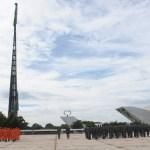 GDF comandará a Troca da Bandeira no próximo domingo
