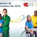 Seja voluntário nas Olimpíadas em Brasília