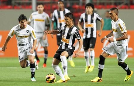CAMPEONATO BRASILEIRO - Atletico MG x Botafogo RJ