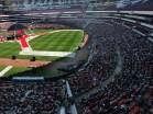 Estádio Azteca e fãs acompanhando despedida - Guia BSb.net