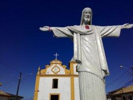 Arraial D'ajuda - Igreja Nossa Senhora D'ajuda