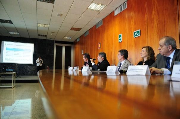 Governo anuncia calendário de pagamentos a servidores. Foto: Pedro Ventura/Agência Brasília