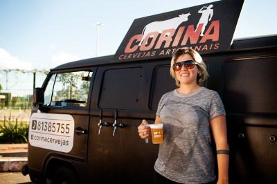 CORINA Cervejas Artesanais - Foto: Rafael Lobo Zoltar Design