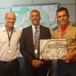 Visita técnica da ASCOP/CBMDF às Nações Unidas em Brasília