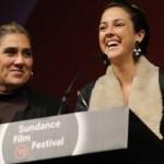Camila Márdila recebe prêmio em festival de cinema independente internacional