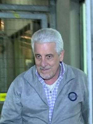 Henrique Pizzolato foi condenado no julgamento do mensalão. Foto: G1