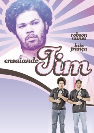 Ensaiando Tim com: Robson Nunes e Luiz França