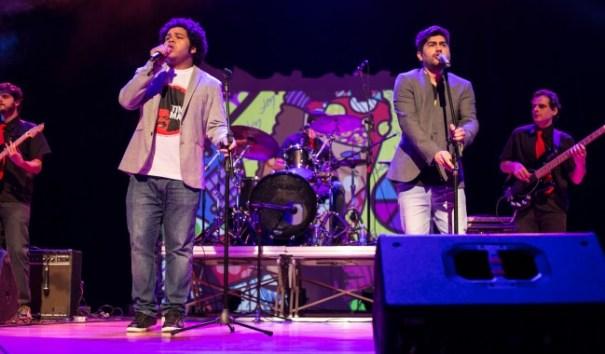 Ensaiando Tim com: Robson Nunes e Luiz França - Foto: Internet