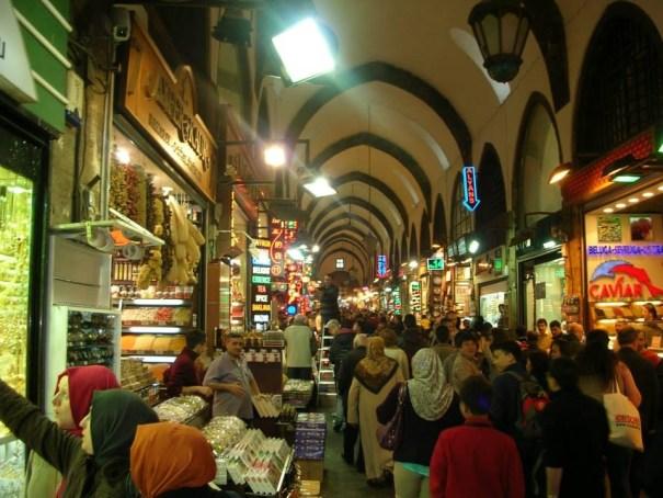 Grande Bazar, Istambul - Foto: Megha Shrisvatava Khare