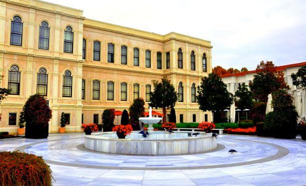 Four Seasons Istanbul - Foto: Internet