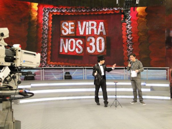 Stand Up do Ferreira com Maurício Dollenz - Foto: Casa de Artistas