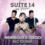 Sertanejo Privilege com Henrique & Diego e Mc Guimê