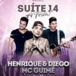 Sertanejo Privilege com Henrique & Diego e Mc Guimê