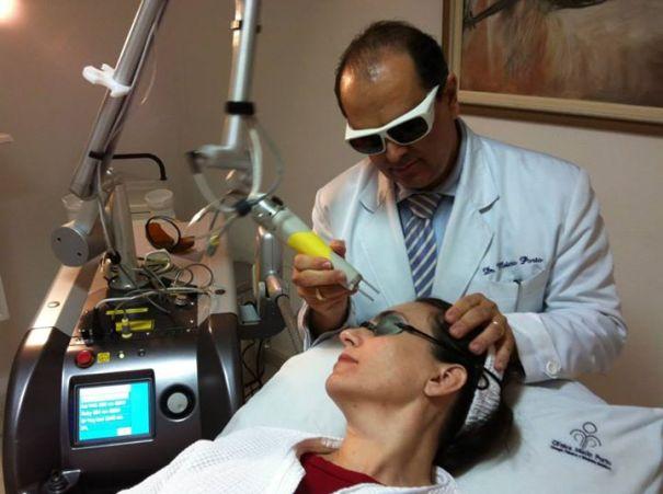 Dr. Múcio Porto ministra cursos em Dubai sobre as últimas tendências em tratamentos estéticos  - Foto: Divulgação