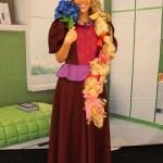 Rapunzel é tema de peça no Boulevard Shopping