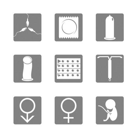 Métodos Contraceptivos - Crédito: Victor Brave
