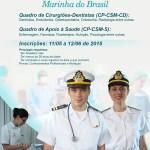 Marinha libera três Editais para Nível Superior