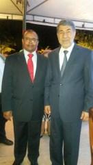 Dois Embaixadores queridos