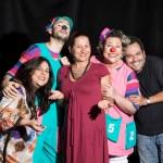 Adriana Nunes e Siri levam projeto teatral infantil para Hospitais de Brasília