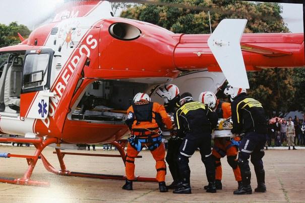Corpo de Bombeiros celebra aniversário com programação especial - Foto: Corpo de Bombeiros - (Divulgação)