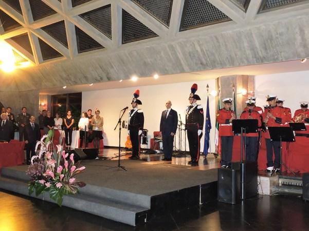 Embaixada da Itália - 001
