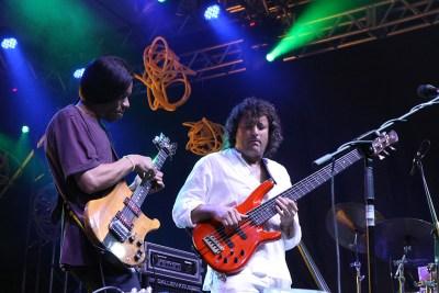 Festival BB Seguridade de Blues e Jazz - Stanley Jordan e Dudu Lima - Foto: Cíntia Duarte